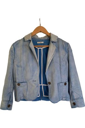 Mes Demoiselles Navy Denim - Jeans Jackets