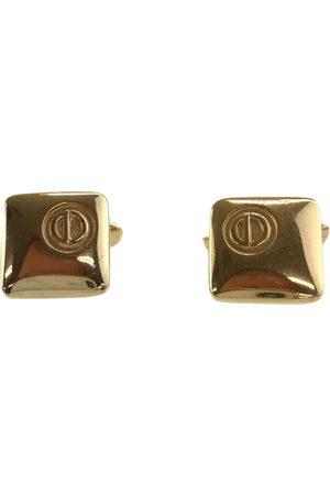 Dior Metal Cufflinks