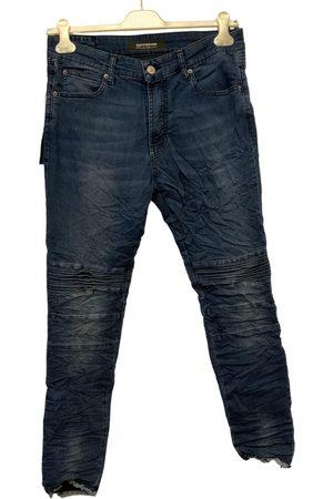 Takeshy Kurosawa Cotton - elasthane Jeans