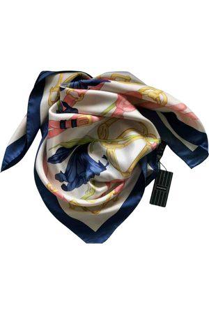 Ermenegildo Zegna Multicolour Silk Scarves
