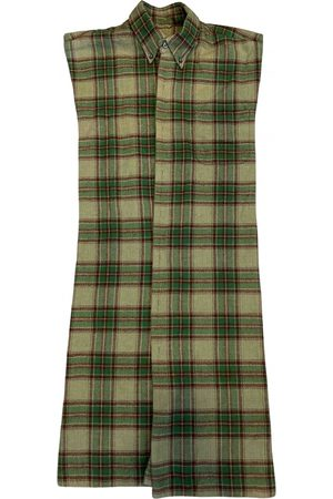 Maison Mihara Yasuhiro Men Pocket Squares - Wool scarf & pocket square