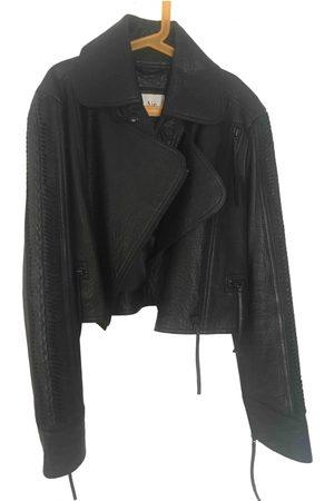 AJE Women Gilets - Leather short vest