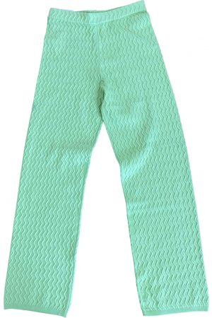 House of Sunny Viscose Trousers