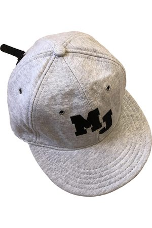 Marc Jacobs Grey Wool Hats & Pull ON Hats