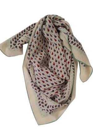 Loewe Multicolour Silk Scarves