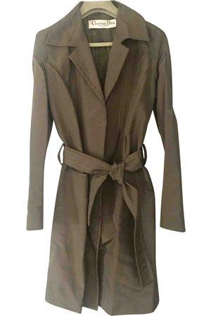 Dior Khaki Trench Coats