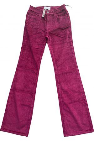 Current Elliott Women Straight Leg Pants - Straight pants