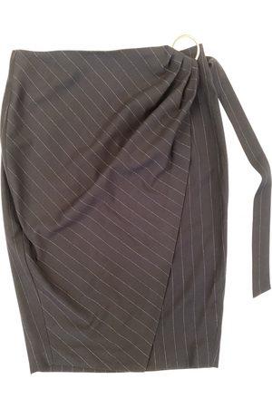 Bash Wool skirt suit