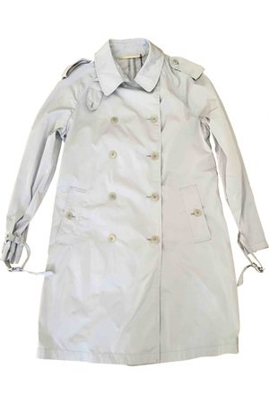 Moncler Polyester Trench Coats