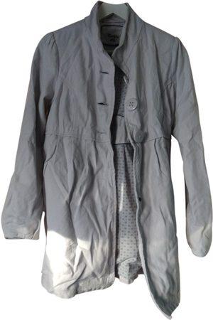Bershka Grey Denim - Jeans Jackets