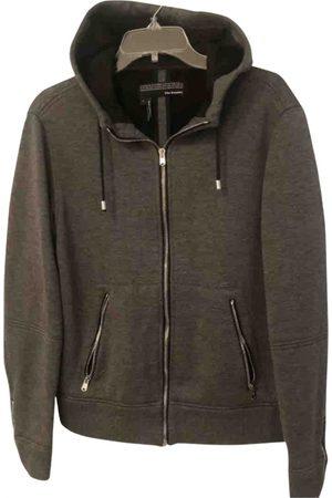 The Kooples Grey Synthetic Knitwear & Sweatshirts