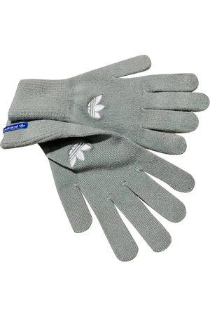 adidas Grey Wool Gloves