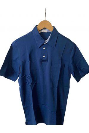 BRIONI Cotton Polo Shirts