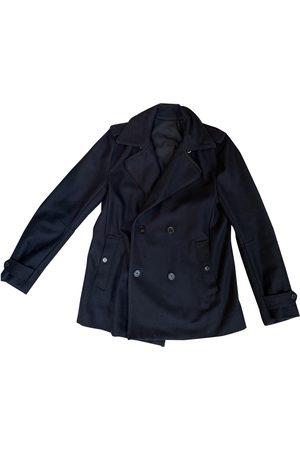 Nicole Farhi Navy Wool Coats