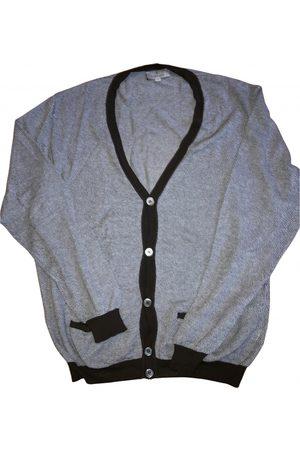 CANALI Grey Cotton Knitwear & Sweatshirts