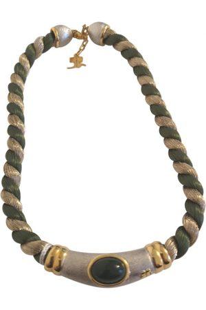 Courrèges Pearls Necklaces
