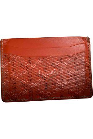 GOYARD Cloth Small Bags, Wallets & Cases