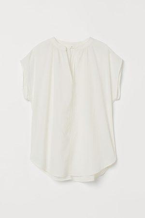 H&M Women Blouses - Cotton Blouse