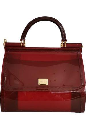 Dolce & Gabbana Plastic Handbags