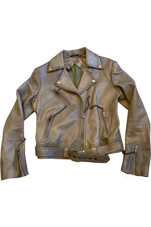 Maison Martin Margiela Leather Leather Jackets