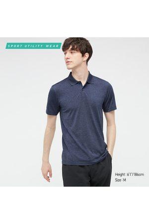 UNIQLO Men's Dry-Ex Short-Sleeve Polo Shirt, , XXS