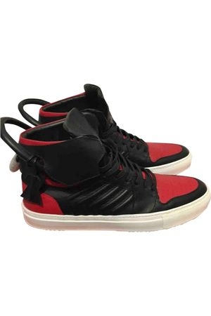BUSCEMI Men Sneakers - Leather Trainers