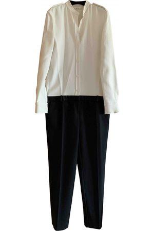 Céline Multicolour Wool Jumpsuits