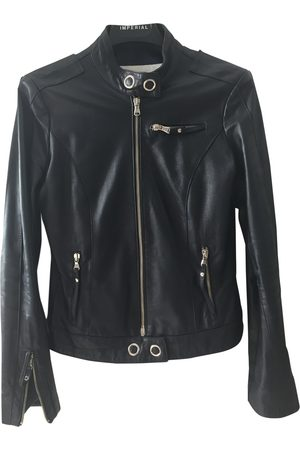 Imperial Women Leather Jackets - Leather biker jacket