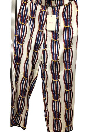 Jucca Straight pants