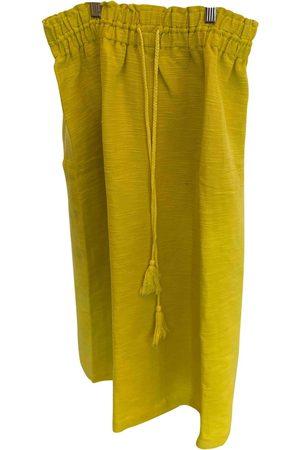 APIECE APART Linen maxi skirt