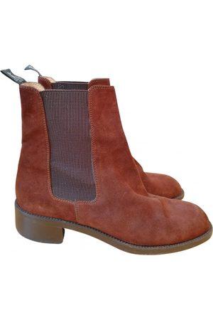 Colisée De Sacha Leather boots