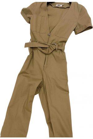 Tiger Mist Cotton Jumpsuits