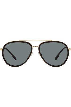 Burberry Eyewear Men Sunglasses - Oliver sunglasses - Grey