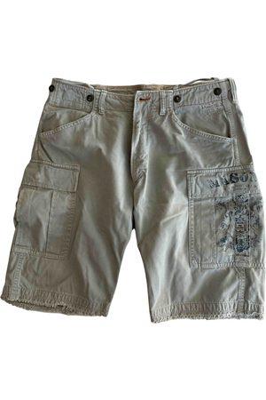 Mason Garments Men Shorts - Khaki Cotton Shorts