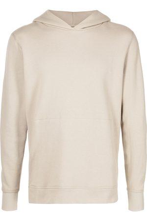 John Elliott Men Long sleeves - Long-sleeve fitted hoodie - Grey