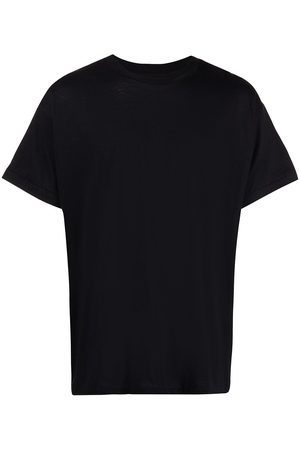 JOHN ELLIOTT Knitted short-sleeved T-shirt