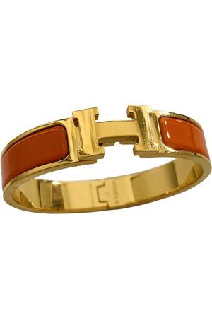 Hermès Gold plated Bracelets