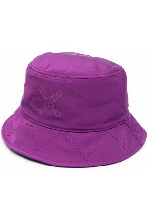 Kenzo Logo-print bucket hat