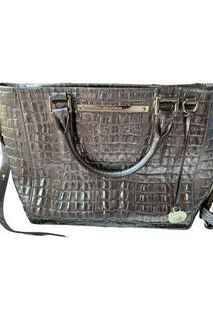 BRAHMIN Metallic Leather Handbags