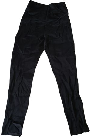 TOME Silk Trousers