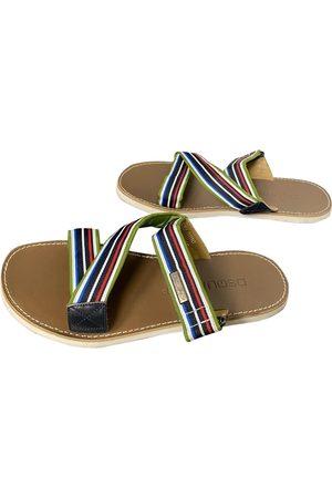 Dsquared2 Multicolour Cloth Sandals