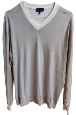 Lanvin Grey Wool Knitwear & Sweatshirts