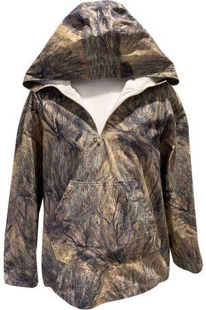 Yeezy Multicolour Cotton Jackets