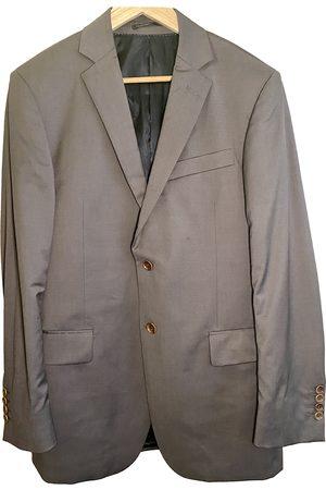 Cerruti 1881 Grey Wool Jackets