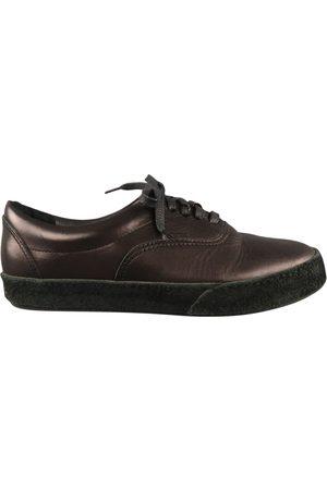 HENDER SCHEME Leather Trainers