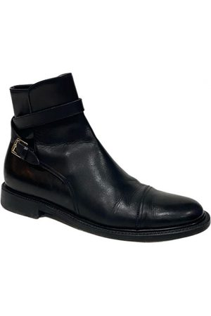 BRIONI Leather Boots