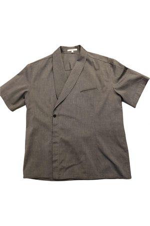 Carven Grey Cotton Shirts