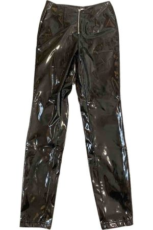 Calzedonia Leather Trousers