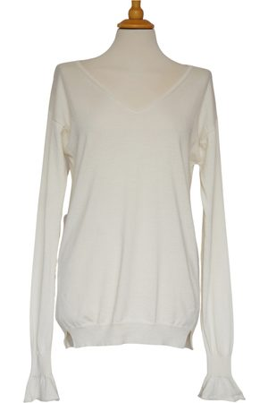 Lis Lareida Ecru Silk Knitwear