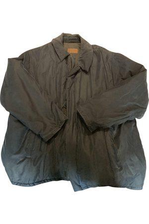 Loewe Navy Polyester Coats